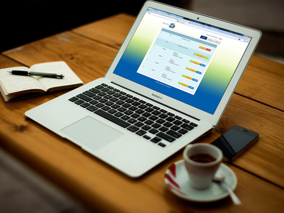 Web Admin Tool